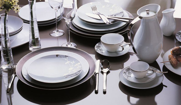 Tableware made in france